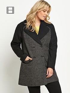 two-tone-tweed-coat
