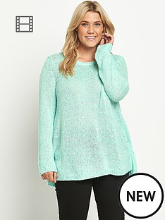 sequin-chiffon-back-jumper