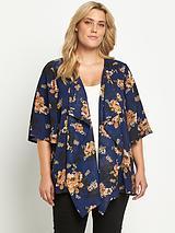 Waterfall Kimono Jacket