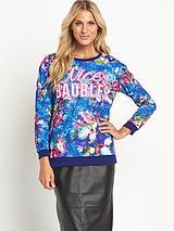 Nice Baubles Christmas Sweatshirt
