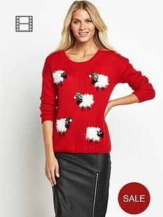 christmas-sheep-with-santa-hat-sequin-ju