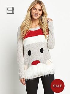 christmas-furry-santa-jumper