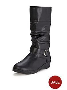 freespirit-girls-agatha-wedge-boots