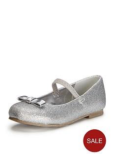 ladybird-pandora-toddler-girls-sparkly-strap-ballerina-shoes