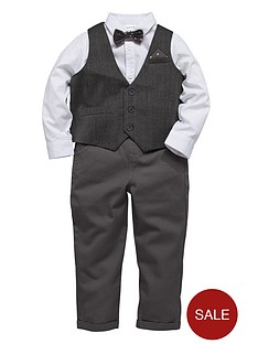 ladybird-boys-4-piece-bow-tie-occasion-set