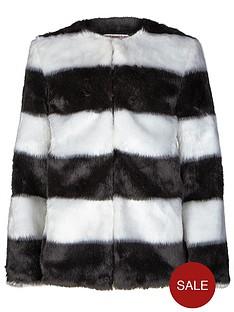 stripe-fur-coat