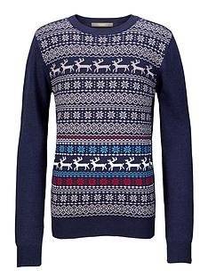 demo-boys-knitted-fairisle-christmas-jumper
