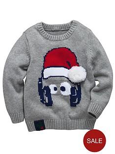 ladybird-boys-funky-christmas-santa-knitted-jumper