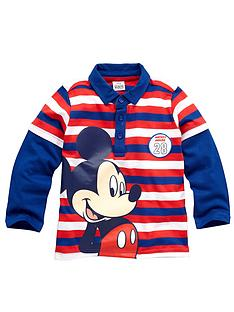 mickey-mouse-polo-top