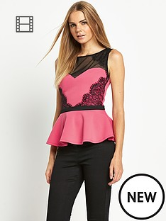 eyelash-lace-peplum