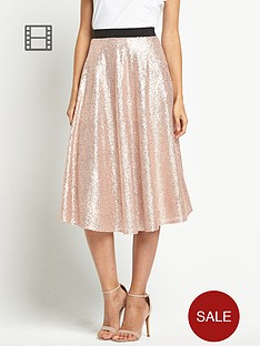 love-label-all-over-sequin-midi-skirt