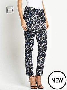 love-label-butterfly-printed-trouser