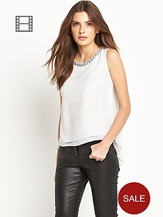 definitions-diamante-embellished-blouse