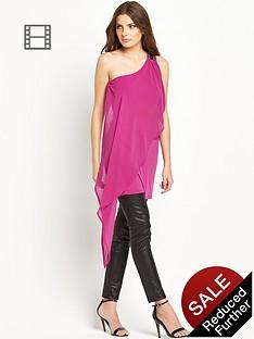 definitions-one-shoulder-embellished-top