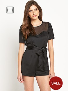 definitions-satin-playsuit