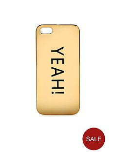 yeah-slogan-iphone-case