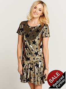 fearne-cotton-star-sequin-dress
