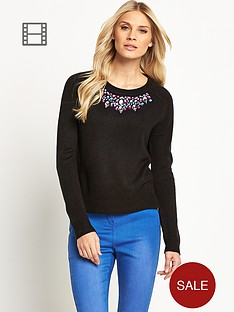 south-jewel-neck-jumper