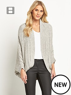 south-cocoon-twist-cardigan