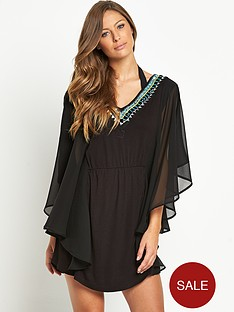 resort-embellished-woven-jersey-beach-kaftan