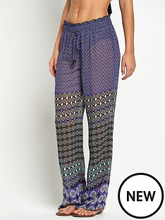 sheer-printed-beach-trouser