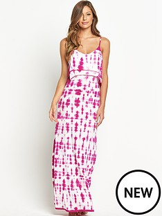 petite-beach-tie-dye-maxi-dress