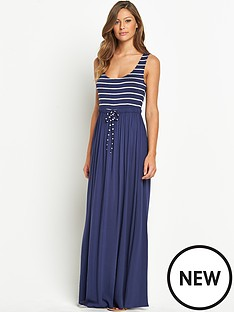 stripe-beach-maxi-dress