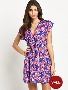 resort-jersey-placement-print-beach-tunic