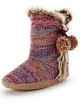 Mille Faux Fur Lined Fashion Boots