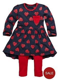 girls-long-sleeve-heart-print-set