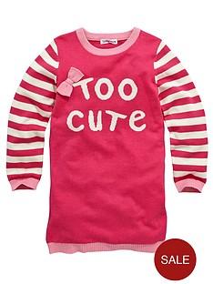 girls-cute-3d-bow-knitted-dress