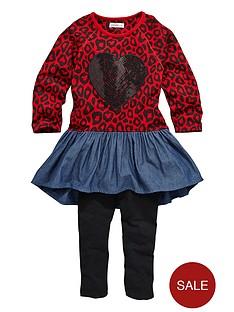 girls-animal-print-jerseychambray-dress