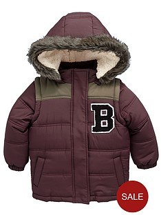 ladybird-boys-zip-off-sleeve-padded-jacket