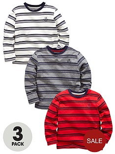 ladybird-boys-pack-3-stripe-long-sleeve