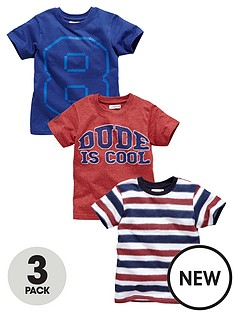 ladybird-boys-pack-slub-tshirts-from-12