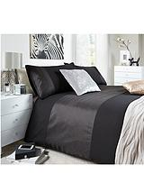 Heat Set Panel Duvet and Pillowcase Set