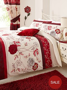fearne-bedding-range-red-buy-1-get-1-free