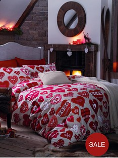 catherine-lansfield-hearts-duvet-cover-and-pillowcase-set