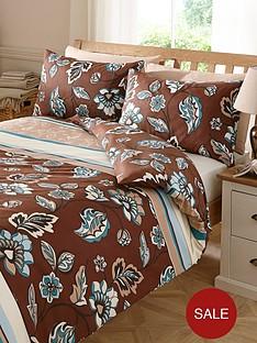 jacobean-stripe-duvet-cover-set-chocolate