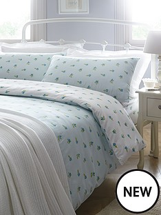 brushed-cotton-floral-duvet-cover-set-duck-egg