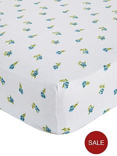 brushed-cotton-floral-flannelette-deep-fitted-sheet-30cm-depth-buy-1-get-1-free
