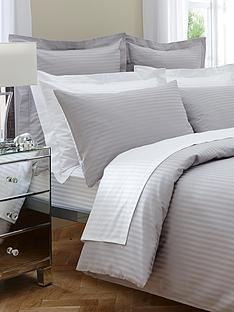 hotel-collection-satin-stripe-300-thread-count-duvet-cover