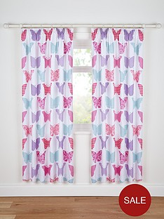 vintage-butterfly-curtains