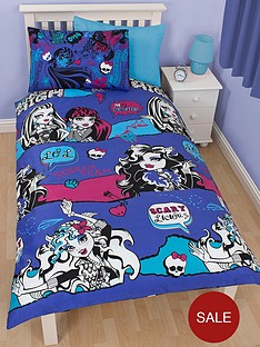 monster-high-beasties-rotary-duvet-cover
