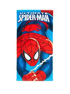 spiderman-towel