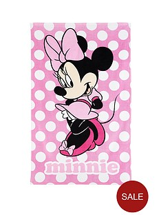 minnie-mouse-disney-towel