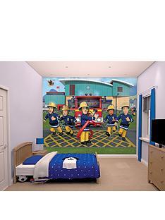 fireman-sam-walltastic-wall-mural