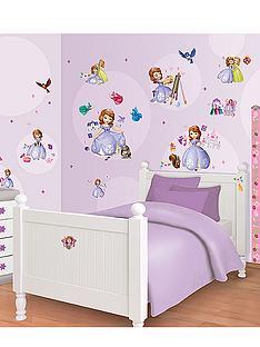 sofia-the-first-walltastic-disney-sofia-the-first-room-decor-kit