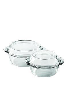 ravenhead-forum-glass-casserole-dishes-set-of-2