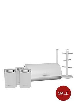 morphy-richards-6-piece-storage-set-white